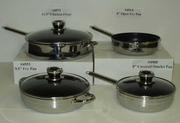 Picture of Recalled Frying Pans