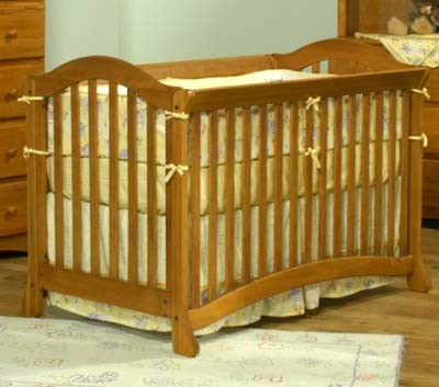 Picture of Recalled Crib - CPSC, Child Craft Industries, Inc. Announce Recall Of Cribs CPSC.gov