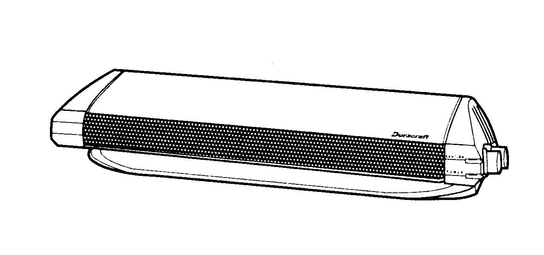 Duracraft Baseboard Heater