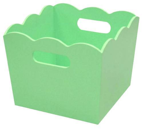 Picture of Recalled Children's Green Storage Bin