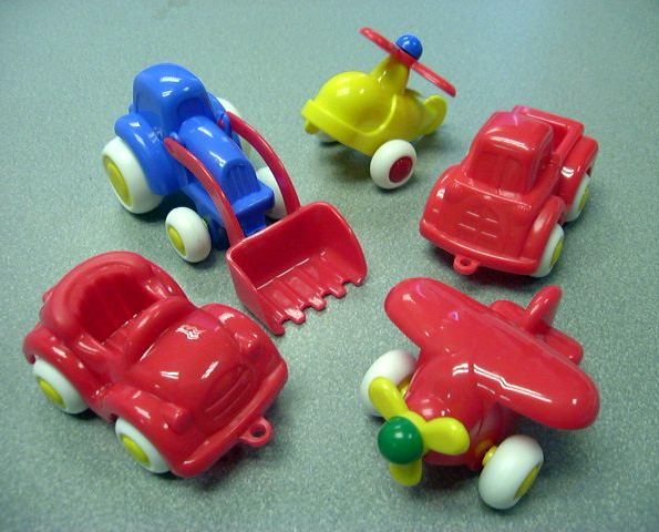 Picture of Recalled Toy Vehicles