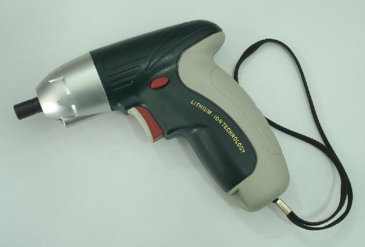 Picture of Recalled Cordless Screwdriver