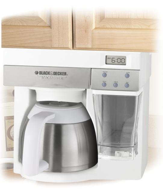 Picture of Recalled ODC460 Coffeemaker